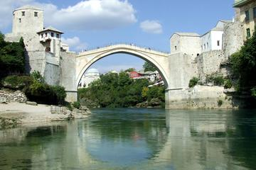 Traces of Orient in Mostar from Dubrovnik