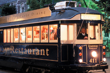 Tramway Restaurant Dinner Tour of Christchurch