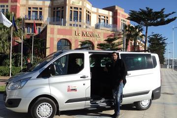 Transfer Essaouira Airport To Medina