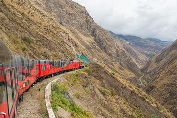 Transport to Devil's Nose Train and Ingapirca Ruins