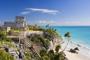 Tulum Ruins Archaeological Tour from Cozumel