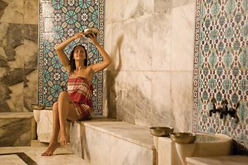 Turkish Bath Hamam Experience in Side