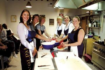 Tuscan Cooking Class in Siena