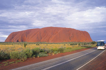 Uluru Highlights: Uluru at Sunrise and Sunset, Base Walk and Kata Tjuta