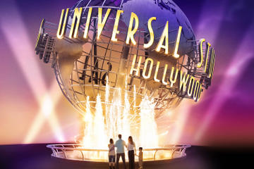 Universal Studios Hollywood Front of Line Pass with Transport