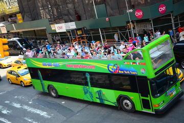 Uptown New York City Hop-On Hop-Off Bus Tour