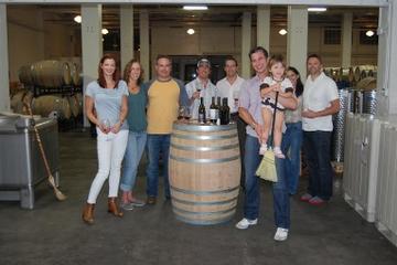 Urban Wineries Tour of San Francisco