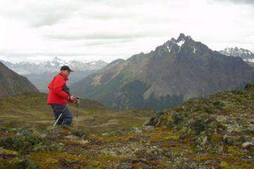 Ushuaia Trekking Tour to Mount Pelado
