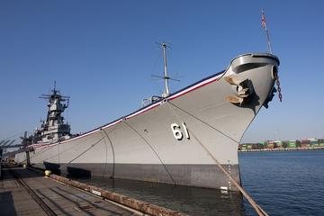 USS Iowa Day Tour from Anaheim