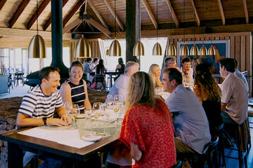 Vasse Felix Behind-the-Scenes Winery Tour and Wine Tasting Experience Including 3-Course Lunch