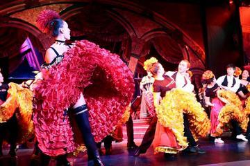 Viator Exclusive: Cancan Dance Class at Paradis Latin Cabaret in Paris