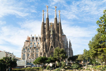 Viator Exclusive: Early Access to Sagrada Familia with Optional Tower Access