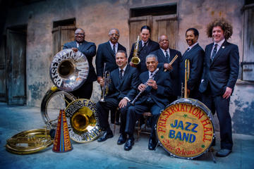 Viator Exclusive: New Orleans Jazz Tour with Concert at Preservation Hall Jazz Club