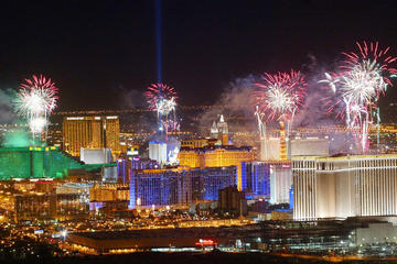 Viator Exclusive New Years Eve Helicopter Flight over the Las Vegas Strip