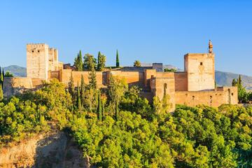 Viator Exclusive: Priority Access to Alhambra and Generalife Gardens in Granada