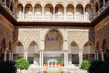 Viator Exclusive Tour: Early Access to Alcazar of Seville with Optional Cathedral Upgrade