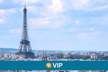 Viator Exclusive: VIP Access to Louvre, Eiffel Tower and Notre Dame