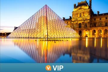 Viator VIP: Skip the Line Louvre Highlights Tour with Lunch at Angelina
