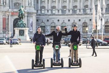 Vienna Segway Tour Including Prater Amusement Park Swing Ride