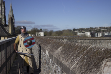 Viking Walking Tour of Cork