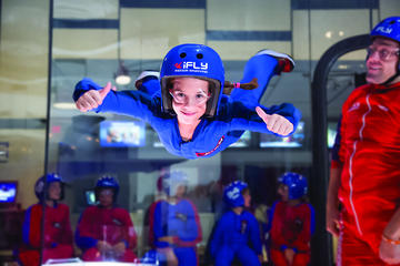Virginia Beach Indoor Skydiving for First-Time Flyers