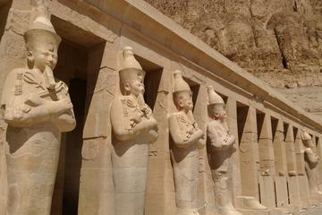 Visit Valley of the Kings and Hatshepsut Temple in the West Bank of the Nile in Luxor