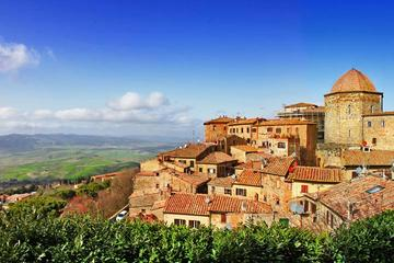 Volterra and Bocelli's Theatre Day Trip Tour from Lucca Including Wine Tasting