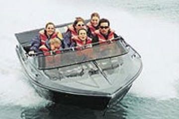 Waimak Gorge Jet Boating from Christchurch