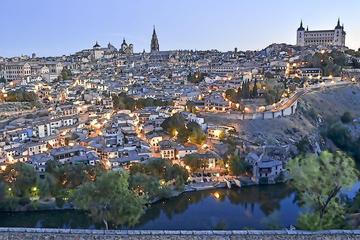 Walking Tour Monumental Greco Toledo