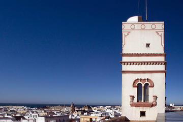Walking Tour of Cadiz Including Tavira Tower