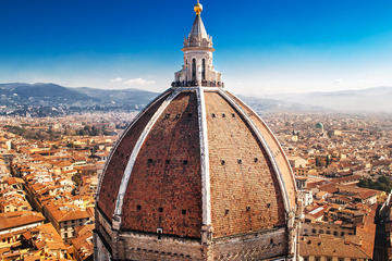 Walking Tour of Florence and Chianti Roads with Wine-Tasting Day Tour