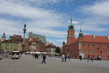 Warsaw 2-Night Heritage Sightseeing Tour
