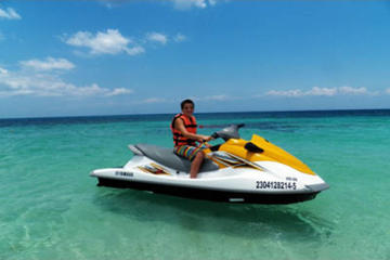Waverunner Hire at Mr. Sancho's Beach Club