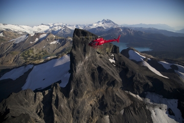 Whistler Helicopter Tour