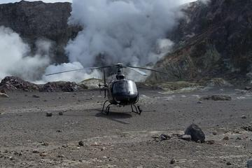 White Island Volcano Helicopter Flight with Optional Tour from Tauranga