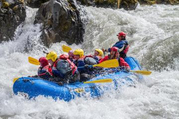 White Water Rafting Day Trip from Hafgrímsstaðir: Grade 4 Rafting on the East Glacial River