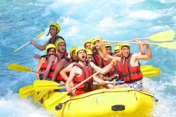White Water Rafting from Kemer