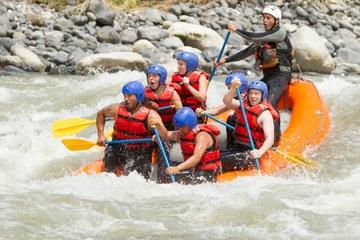 Whitewater Rafting Adventure from Veracruz