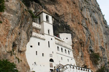 Wine Tour and Ostrog Monastery Visit from Podgorica