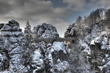 Winter Edition Bohemian and Saxon Switzerland Tour from Dresden