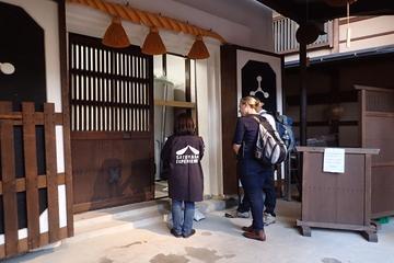 Winter Sake Brewery Tasting and Sake Kasu Soap Making in Takayama