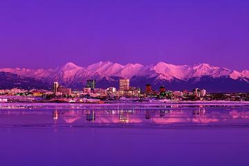 Winter Scenic City Tour of Anchorage