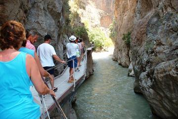 Xanthos Ancient City, Saklikent Canyon and Patara Beach From Kalkan Kas