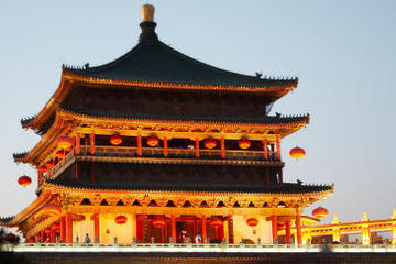 Xi'an Full Day Sightseeing Tour - Shaanxi History Museum, Big Wild Goose Pagoda, Ancient City Wall