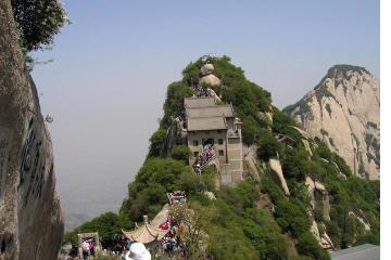 Xi'an Private Tour: Huashan Mountain Day Tour