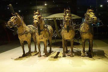 Xi'an Private Tour: Terracotta Army and Horses Museum, Tomb of Emperor Qin Shi Huang and Banpo Museum