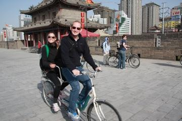 Xi'an Small-Group Walking and Cycling Tour