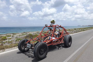 Xrail Buggy Tour in Cozumel with Lunch and Snorkeling