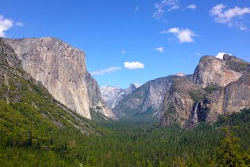 Yosemite Valley Tour from Sacramento