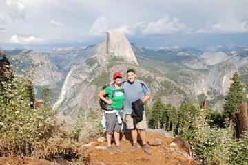 Yosemite Yoga Hike